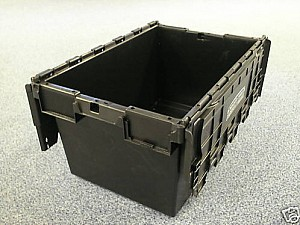 Crate box container 80l
